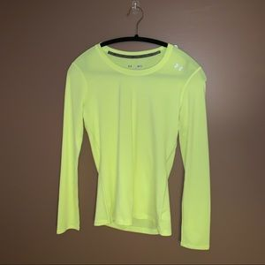 Under Armour Long Sleeve Fitted Top